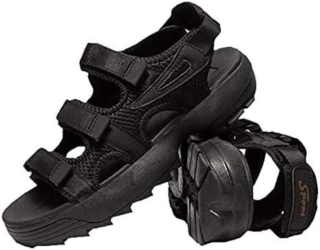 [ジュンィ] メンズ コンフォートサンダル 歩きやすい スポーツサンダル 滑り止め 厚底 カッコイイ 歩きやすい