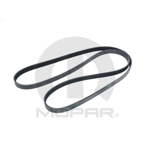 Genuine Chrysler 53013676AC Serpentine Belt by Genuine Chrysler