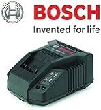 Bosch Genuine Rotak AL3620CV Battery Charger (UK/GB Version) (To Fit & Charge: All Bosch Green 36V-Li Batteries used on Rotak Cordless Lawnmowers & Bosch Garden Tools) c/w STANLEY KeyTape (image shown) & Cadbury Chocolate Bar