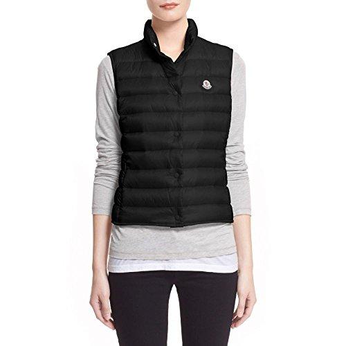 歌手とは異なりつかむ(モンクレール) MONCLER レディース トップス ベスト?ジレ 'Liane' Water Resistant Short Down Vest [並行輸入品]