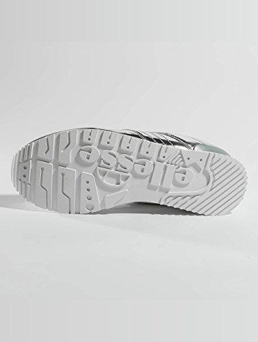 Runner Silver Baskets Heritage City Chaussures Ellesse Femme Metallic q8wX00