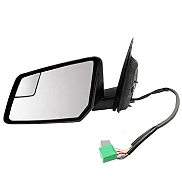 Heated With Signal 07-14 Gmc Acadia Passenger Side Mirror Replacement