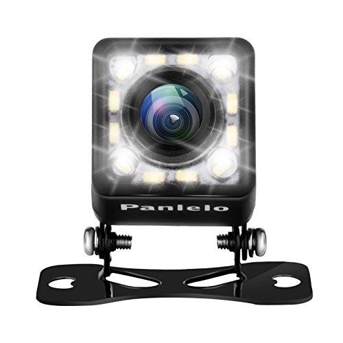Car Camera 360 Camera System DVR Dashboard Camera Recorder 1080P Full HD 170 Degree Rear View Camera Waterproof Camera Panlelo Car Rear View Camera HD Camera Wide Angle Back up Camera dashcam