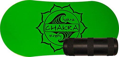 Chakra Balance Board - Neon Green by Chakra