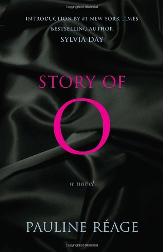 Book cover for Story of O