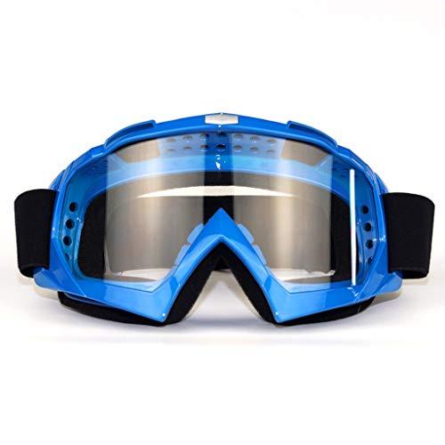MUTANG Snowboard de esquí con protección UV Casco de Doble Lente antivaho Compatible para Motocicletas Ciclismo Gafas de...