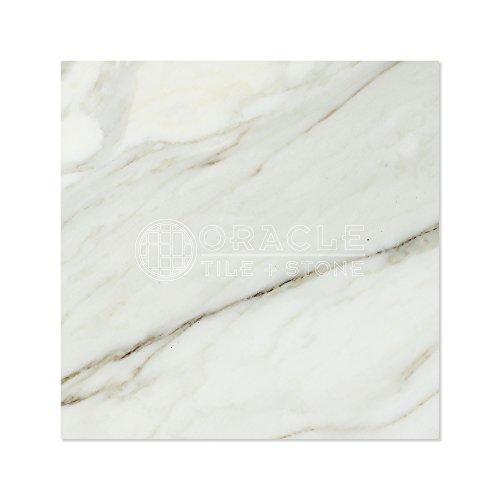 Calacatta Gold (Italian Calcutta) Marble 18 X 18 Field Tile (2 pcs. 3