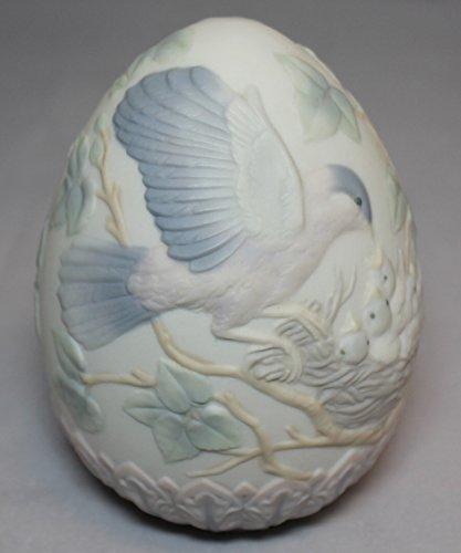 (Lladro 1995 Limited Edition Egg)
