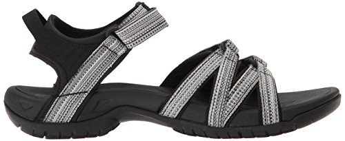 Teva Womens Tirra Athletic Sandal Black/White Multi BvMid9kw
