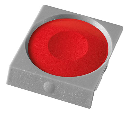 Replacement Water Pan (Pelikan 735K Opaque Watercolor Replacement Pan, Carmine Red (831347))