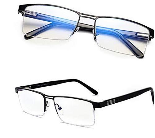 ray de anti lecture de lumière vieux lointaines double automatique usage proximité zoom Lunettes à hommes intelligentes KOMNY miroir pour de lecture Lunettes à lecture Blu bleu lunettes vieux à Degrees et de A350 nYxIfR