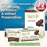 Smart for Life® Chocolate Tea Gluten Free & All-natural Protein Bars Six 12-count Boxes Mother's Day Gift