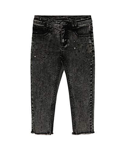 GULLIVER Jongens Jeans Broeken Kinderen Jeans Zwart Grijs Casual Regular Fit Denim Elastisch Kids Boys 3-8 Jaar