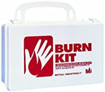 Mutual 50005 Commerical Industrial First Aid Burn Kit