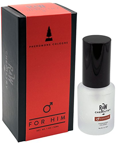 Amazing Cologne - Pheromones For Men Pheromone Cologne [Attract Women] - Bold, Extra Strength Human Pheromones Formula by RawChemistry - 1 Fl Oz (Human Grade Pheromones to Attract Women)