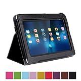 "NSSTAR PU leather Slim 7 inch tablet Folio Protective Cover Case with Stand for 7"" Afunta Q88, Alldaymall A88X 7'',NeuTab N7 Pro,Chromo Inc 7"",AGPtek, Alldaymall Q88,Axis,Chromo,Dragon Touch A13 Q88,Y88, FastTouch, Fortress, Kocaso M752WH/M752SL/M752WH/M752BL 7-Inch Tablet, Kocaso M752 7"" Android 4.0 All Winner A13, Matricom Tab Nero, Matricom G-Tab Nero CX2, Megafeis M700, Nationite QX7, NeuTab N7, Noria Jr, Noria T2, Portworld, Riin, Simbans 7.0, ZTO N1 plus, Zeepad 7.0(Black)"