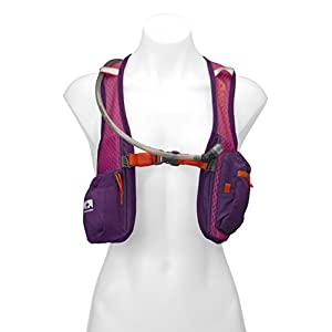Nathan Intensity Race Vest, Very Berry, One Size