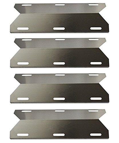 gas bbq grill heat shield - 6