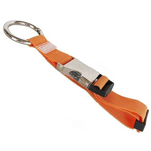Yingli Portable Jecket Holder   Gripper  Luggage Strap   Third Hand For Travel Accessories   Carry On Gear Hands Free  Orange