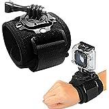 Pulseira Kopeck Mão Pulso GoPro + Parafuso - Todos os Modelos