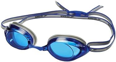 Speedo 7750128 Vanquisher 2.0 Swim Goggle, Blue