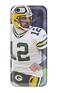 Laura Chris's Shop New Style Defender Case With Nice Appearance (aaron Rogers Pictures) For Iphone 6 Plus