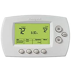 Honeywell Home Wi-Fi 7-Day Programmable ...