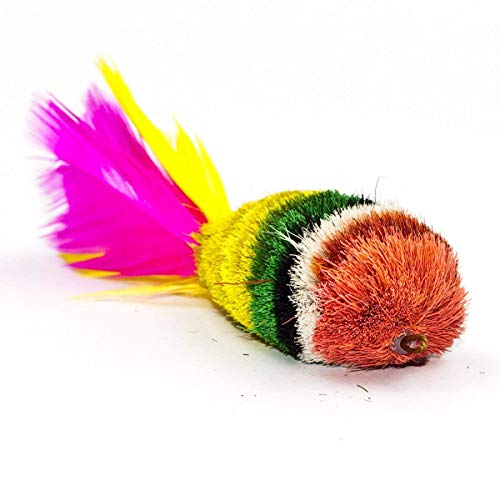 Frenzy Nymph Refill Cat Toy - Fits Wildcat Wands and The Bird and Catcher Wands/Poles