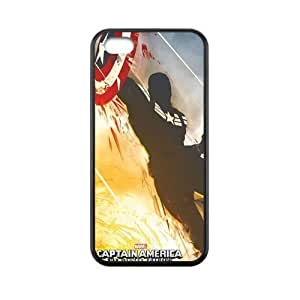 Captain America Design Hard Case High-quality Case for IPhone 5C TPU (New)
