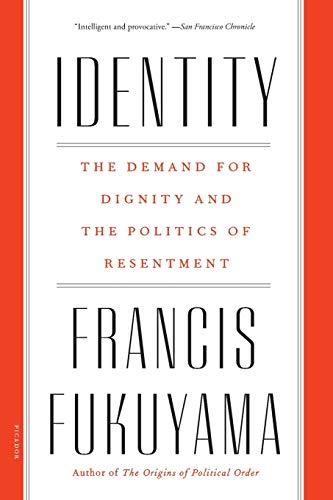 Identity [Idioma Inglés] por Francis Fukuyama
