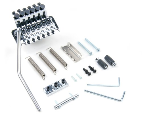 Floyd Rose FRT100R2 Original Series Tremolo Bridge with R2 Nut ()