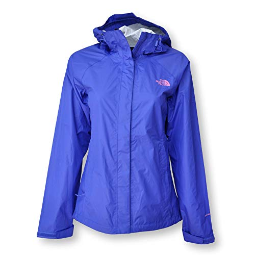 The North Face Women's Venture 2 Jacket, Inauguration Blue (Medium) (Difference Between Venture And Venture 2 North Face)