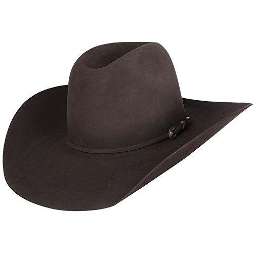 NRS American Hat Company Mens 200X Steel 4 1/4 Brim Felt