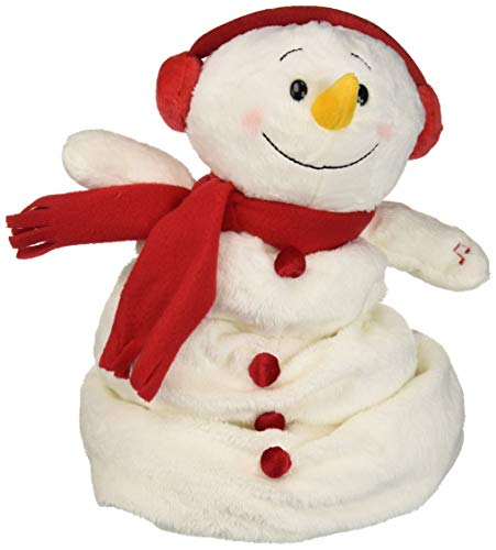 - Department 56 Snowpinions Animated Melting Snowman, 10.8