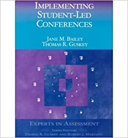 Book [(Implementing Student-led Conferences )] [Author: Jane M. Bailey] [Sep-2000]