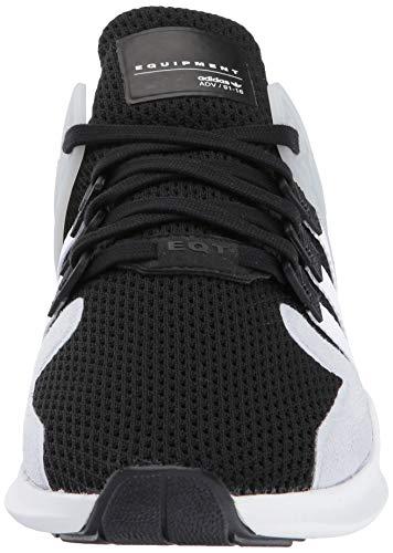 Mujer Support clear white Grey Zapatillas Para Equipment A Adidas Black wP5XRqn