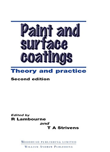 Paint and Surface Coatings: Theory and Practice (Woodhead Publishing Series in Metals and Surface Engineering)