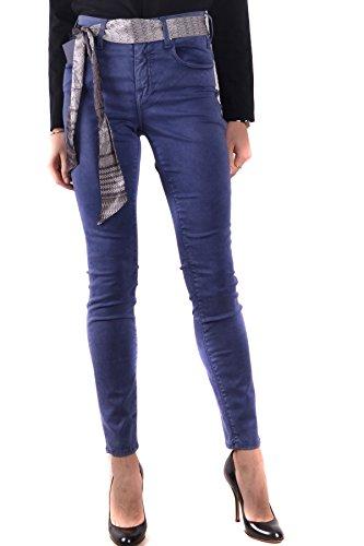 Jacob Coton Femme Cohen Bleu Jeans MCBI160187O U4TAqSf