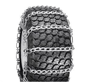 ARNOLD for HUSQVARNA MTD 2 Link Spacing TIRE CHAINS MURRAY TRACTOR SNOW CHAIN AYP 23x8.5x12
