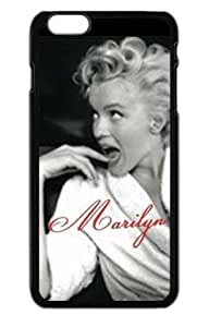 Alexgeorge Marilyn Monroe Custom Phone Case Cover For Apple Iphone 6 Plus(5.5 inch) hjbrhga1544