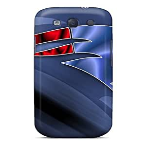 New Style S3 Protective Case Cover/ Galaxy Case - New England Patriots