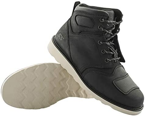 Speed and Strength Dark Horse Mens Street Motorcycle Boots