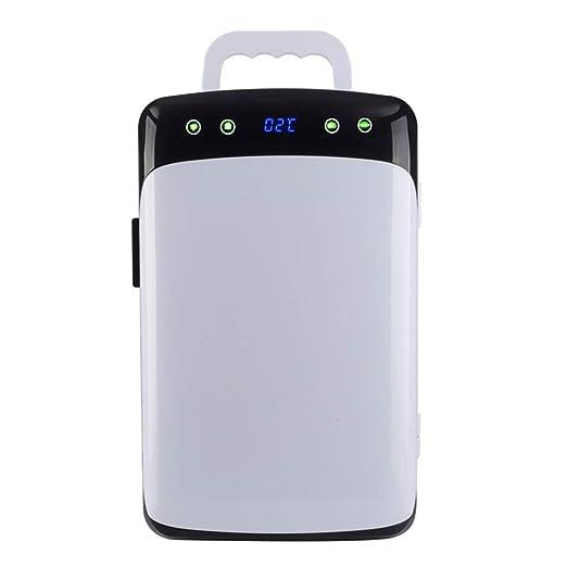 Dvuboo Mini frigorífico, Minibar Pequeño, 12 litros, 40 db ...