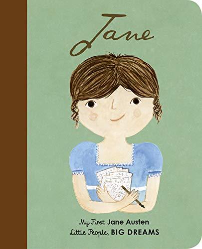 Jane Austen: My First Jane Austen (Little People, Big Dreams) por Sanchez Vegara, Maria Isabel,Katie Wilson