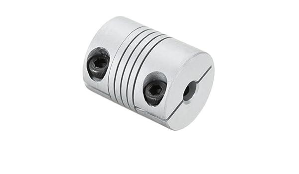 MASUNN Acoplador De Aluminio del Eje De Jgaurora 5Mm * 8M M para ...
