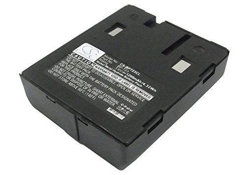 Upgrade | Cameron Sino Battery for Sony Sprint 1910C,SPT-920,SSPP-937,TEL-620,TEL-813,TEL-909,Tele-Phone TEL-1215 Cordless Phone Battery Ni-MH 2000mAh / 7.20Wh