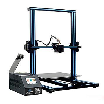 Newgreenca - Impresora 3D (Aluminio): Amazon.es: Electrónica