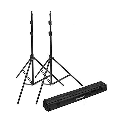 Elinchrom Lighting Kit D-LITE RX 4/4 SOFTBOX TO GO, Black (EL20839.2)