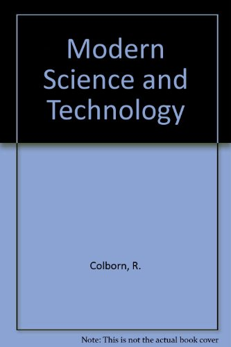 Modern Science and Technology