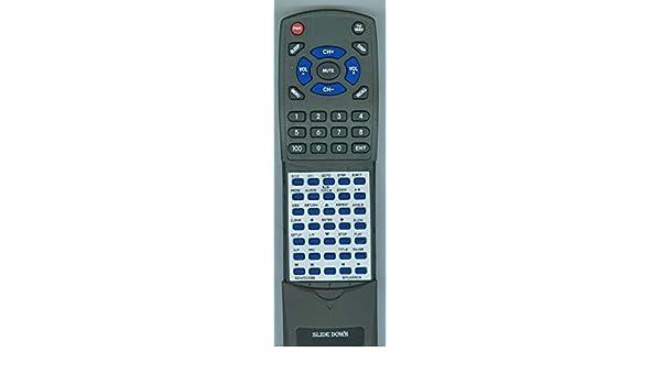 Replacement Remote for Sylvania SDVD1096